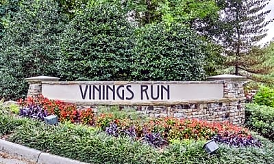 Community Signage, 1604 Cumberland Court, 0