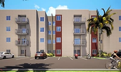 Building, Topanga Ridge - Off Campus Housing, 2