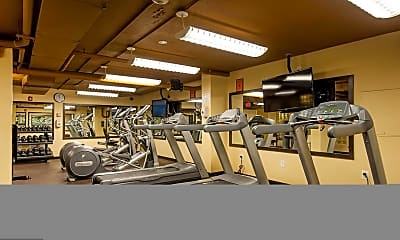 Fitness Weight Room, 940 25th St NW 707-S, 2