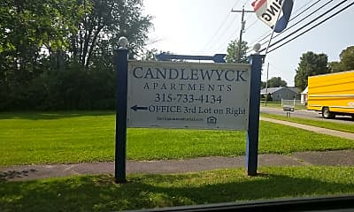 Candlewyck Apartments, 1