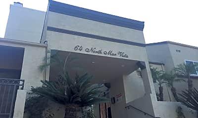 The Meridian of Pasadena, 1