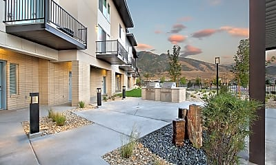 Building, Liberty Point Townhome Apartments, 1