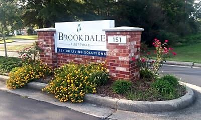 Brookdale Albertville, 1