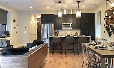 Kitchen, 621 W Wellington Ave, 1