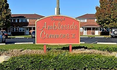 Community Signage, Ambleside Commons, 1