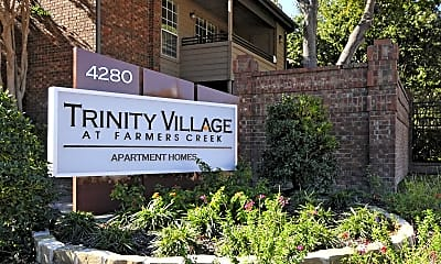 Community Signage, Trinity Village at Farmer's Creek, 0