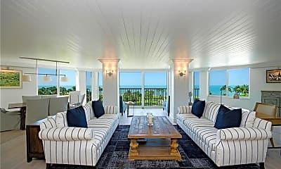 Living Room, 4041 Gulf Shore Blvd N 301, 1