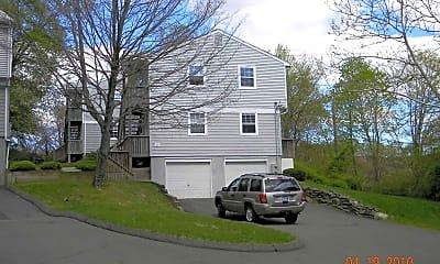 Building, April Lane Apartments, 0