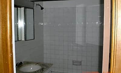 Bathroom, Willow Lane Apartments, 2