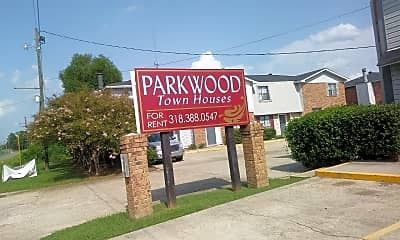 Parkwood Townhouses Apartments, 1
