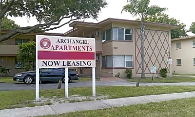 Arch Angel Apartments, 0