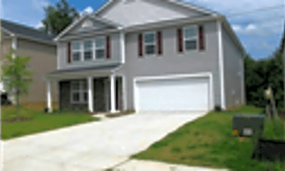 Building, 9428 Eagle Feathers Drive, 1