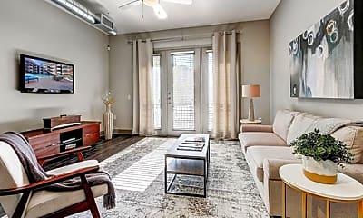 Living Room, 1900 Hi Line Dr 358, 1