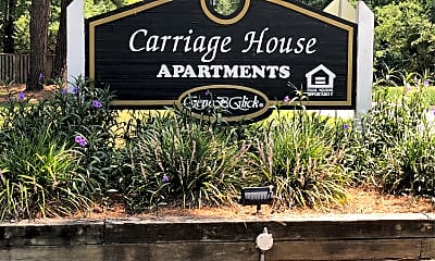 Carriage House Apartments, 1