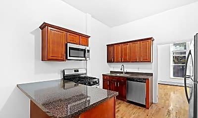 Kitchen, 465 Kosciuszko St 3, 1