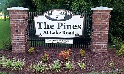 The Pines at Lake Road, 1