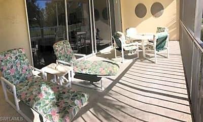 Patio / Deck, 25240 Pelican Creek Cir 202, 2