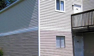 Clubhouse, Thomas Ridge Apartments, 2
