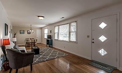 Living Room, 489 Sunliner Dr, 1