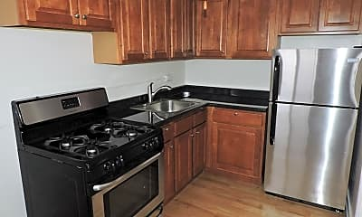 Kitchen, 301 Custer Ave, 1