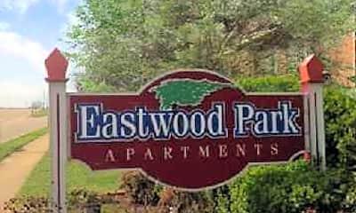Community Signage, Eastwood Park, 0