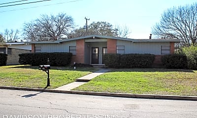 Building, 8419 Greenbrier, 1