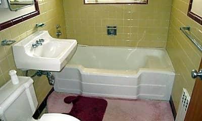 Bathroom, 276 Massachusetts Ave, 1