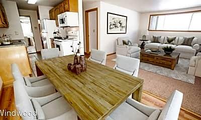 Living Room, 1412 E Gateway Cir S, 0