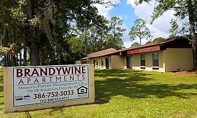 Brandywine Apartments, 1