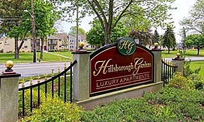 Community Signage, Hillsborough Gardens, 2