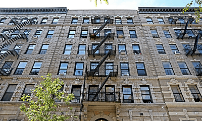 Building, 538 W 159th St, 1