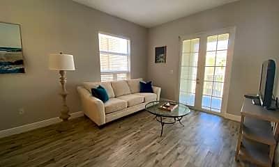 Living Room, 1200 Town Center Dr 412, 2