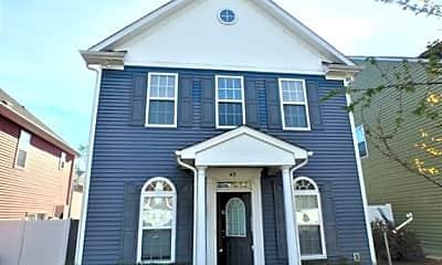 Building, 43 Scotch Bonnet Ridge, 0