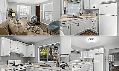 Kitchen, 720 San Antonio Ave, 1
