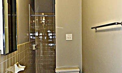 Bathroom, Sinton Flats, 2
