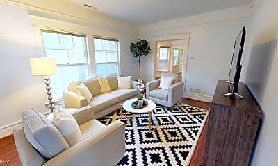 Living Room, 1618 NW Kearney St, 0