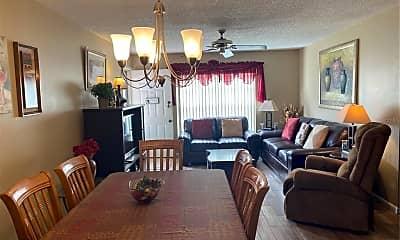 Dining Room, 6519 Spring Flower Dr 11, 2
