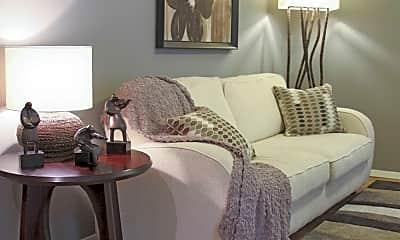 Living Room, Lexington Hills, 1