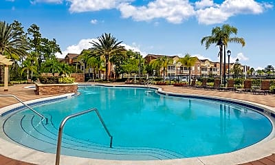 Pool, 525 Avalon Park, 0