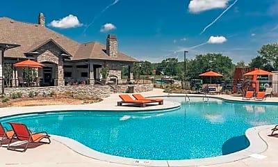 Pool, Vintage at Emory Road, 1