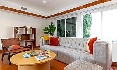 Living Room, 8535 Colgate Ave 6, 1
