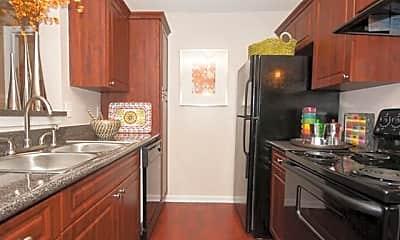 Kitchen, 100 Ashford Gables Dr Unit #2, 2