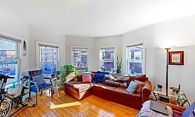 Living Room, 3 Calvin Street, Unit 2, 0