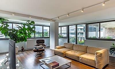 Living Room, 2510 Virginia Ave NW 404-N, 0