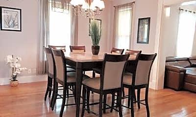 Dining Room, 53 Rindge Ave, 0