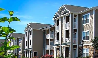 Building, Townley Park Apartments, 0