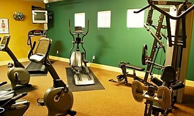 Fitness Weight Room, La Terraza, 2