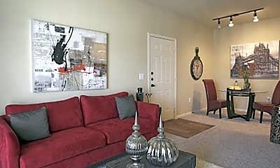 Living Room, The Settlement, 1