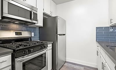 Kitchen, Magnolia Terrace Apartments, 0