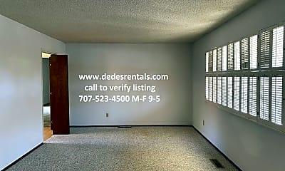 Living Room, 2005 Contra Costa Avenue, 1